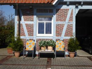 Casa Carina Ferienwohnung - Hammelwarder Außendeich