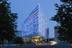 Hôtel Barrière Lille, Szállodák  Lille - big - 49