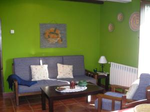 Apartamentos Rurales Casa Pachona, Ferienwohnungen  Puerto de Vega - big - 44