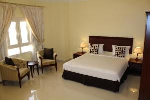 Albergues - Nizwa Hotel Apartments