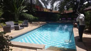 Hotel Napoleon Lagune, Hotely  Lomé - big - 72