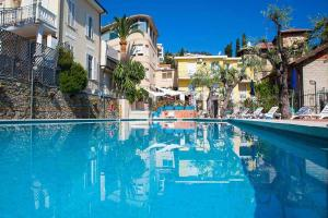 Hotel Villa Igea, Отели  Диано-Марина - big - 1