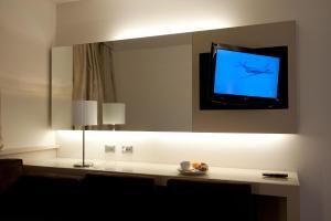 Trattoria Locanda Ai Tre Amici, Hotels  Mortegliano - big - 18