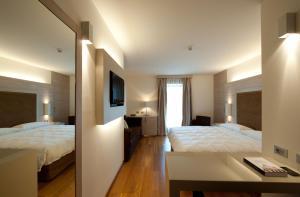 Trattoria Locanda Ai Tre Amici, Hotels  Mortegliano - big - 21