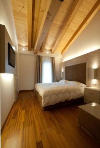 Trattoria Locanda Ai Tre Amici, Hotels  Mortegliano - big - 25
