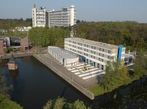 Conferentiehotel Drienerburght, Отели  Энсхеде - big - 14