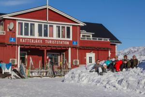 Katterjokk Turiststation - Accommodation - Riksgränsen