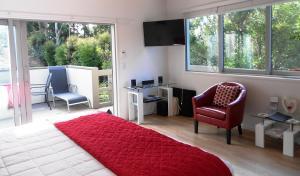 Oneroa Secret Garden Apartments, Apartmanok  Oneroa - big - 47