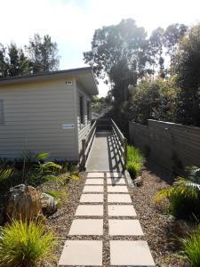 Oneroa Secret Garden Apartments, Apartmanok  Oneroa - big - 72