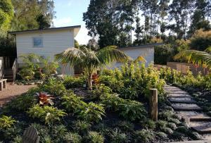 Oneroa Secret Garden Apartments, Apartmanok  Oneroa - big - 40
