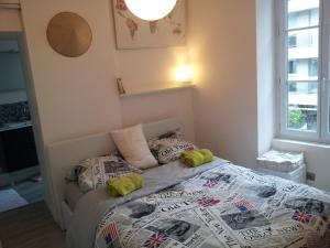 Blue Note, Apartmanok  Nantes - big - 7