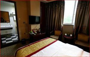 Santai Yilu Business Hotel, Отели  Santai - big - 12