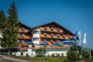 Parkhotel Sonnenhof, Hotely  Oberammergau - big - 18