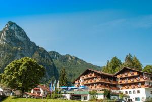 Parkhotel Sonnenhof, Hotely  Oberammergau - big - 29