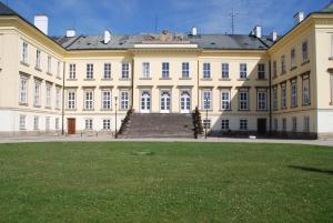 Hostels und Jugendherbergen - Zámek v Nových Hradech Jižní Čechy