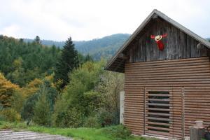 À L'Orée du Bois, Affittacamere  Oberhaslach - big - 13