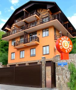 Orange Star Guest House - Matsesta