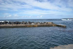 La Cabañita del Mar, La Santa