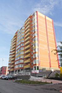 Apartment Zvezdova, Apartmanok  Omszk - big - 1