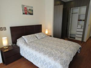 Spacious Apartment in Miraflores, Appartamenti  Lima - big - 49