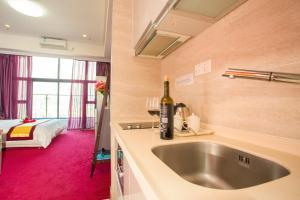 Mahattan International Apartment, Ferienwohnungen  Guangzhou - big - 27