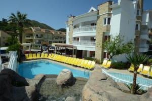 Sincerity Apart Hotel, Apartmánové hotely - Marmaris
