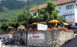 Hotel Restaurant - Acacias Bellevue - Veyrier-du-Lac