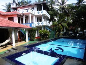The Oasis Villa - Hikkaduwa