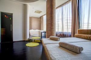 Hotel Le Palme - Premier Resort, Отели  Морской Милан - big - 43