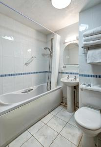 Best Western Weymouth Hotel Rembrandt, Отели  Уэймут - big - 60