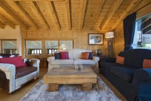 Apartment Beaumont, Apartmány  Verbier - big - 4