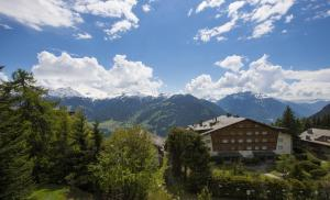 Apartment Beaumont, Apartmány  Verbier - big - 12