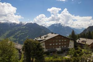 Apartment Beaumont, Apartmány  Verbier - big - 13