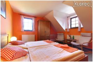 Pension Klokočí, Гостевые дома  Снежне - big - 22