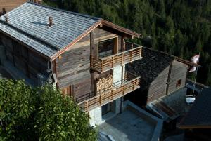 Montagne Alternative - Accommodation - Orsières
