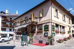 Hotel Pontejel - Cortina d`Ampezzo