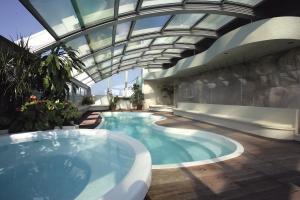 Hotel Le Palme - Premier Resort, Отели  Морской Милан - big - 39