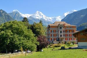 Hotel Berghof Amaranth - Wilderswil bei Interlaken