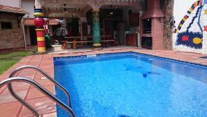 Apart Hotel Porta Westfalica, Апарт-отели  Асунсьон - big - 72