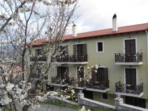 Achillion Hotel Achaia Greece