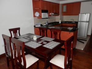 Maycris Apartment El Bosque, Апартаменты  Кито - big - 64