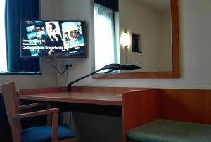 Conferentiehotel Drienerburght, Отели  Энсхеде - big - 15