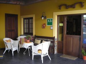 Apartamentos Rurales Casa Pachona, Апартаменты  Пуэрто-де-Вега - big - 95