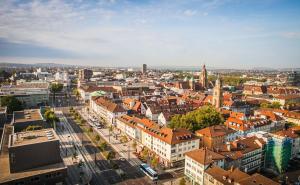 City Hotel Heilbronn, Hotely  Heilbronn - big - 6