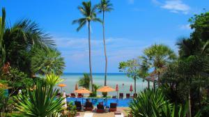 Palm Coco Mantra, Üdülőtelepek  Lamaj-part - big - 61