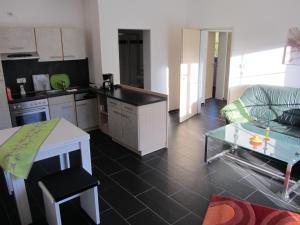 Ferienwohnung Am Alten Forsthaus Neuenbau - Apartment