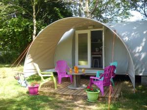 Location gîte, chambres d'hotes Camping des Cerisiers dans le département Morbihan 56