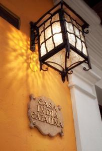 Casa India Catalina, Hotely  Cartagena de Indias - big - 36