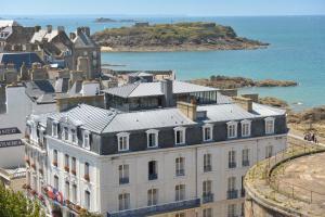 emblème de l'établissement Hotel De France et Chateaubriand