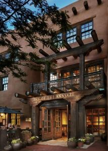 Rosewood Inn of the Anasazi - Hotel - Santa Fe